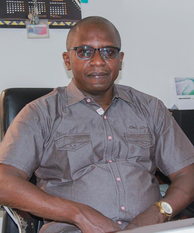 Mamadou CISSE MACALOU